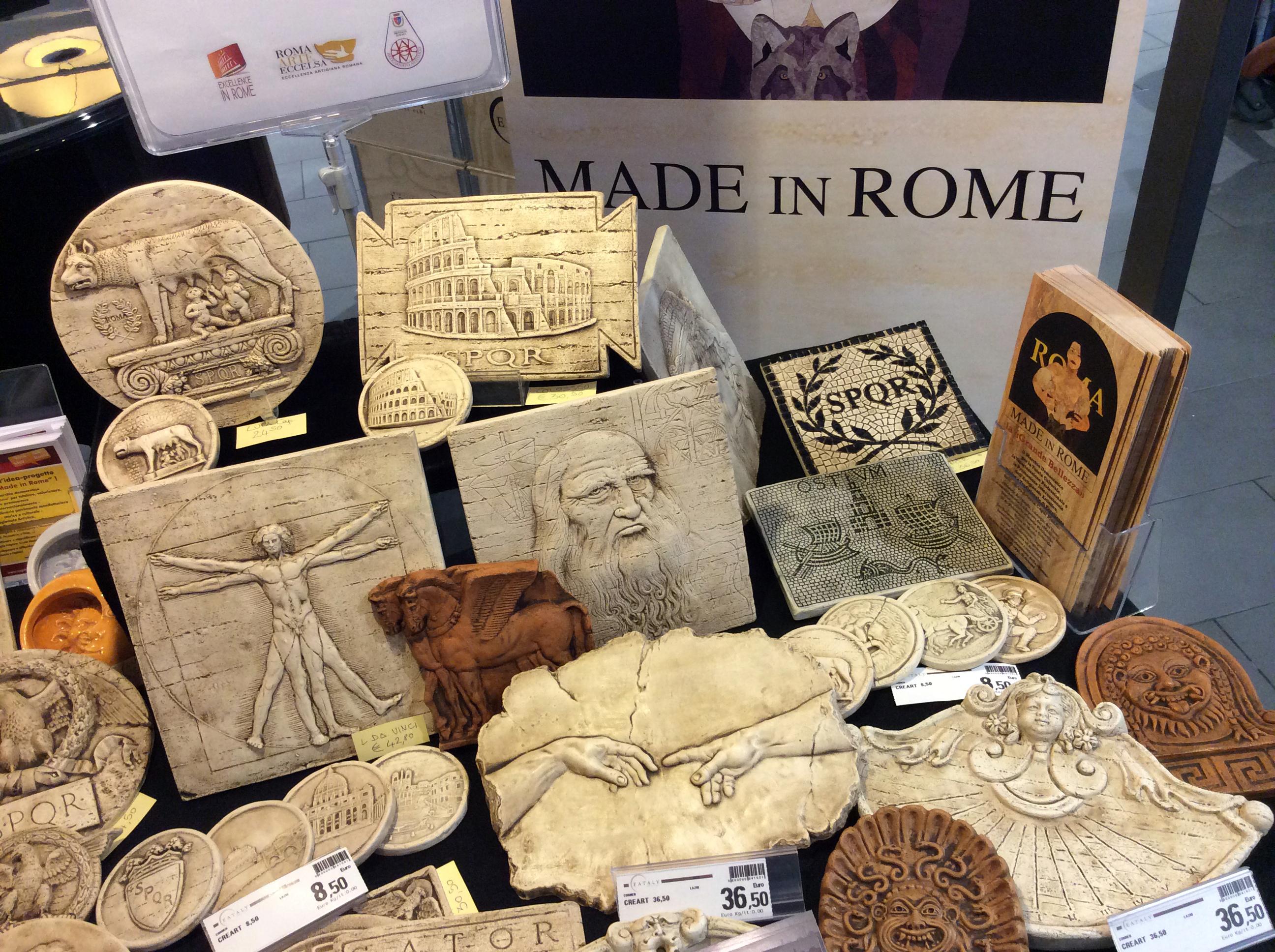 Creart Roma ad Eataly