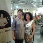 Ivana Barsciglié ad Eataly con Michela Cesaretti