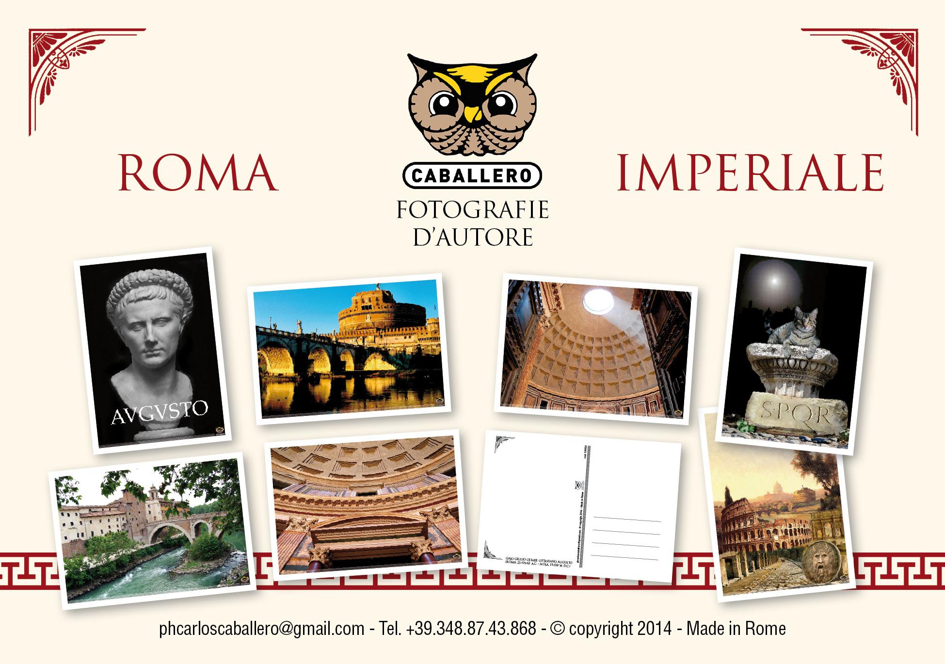 Carlos Caballeo Farfan & il Made in Rome