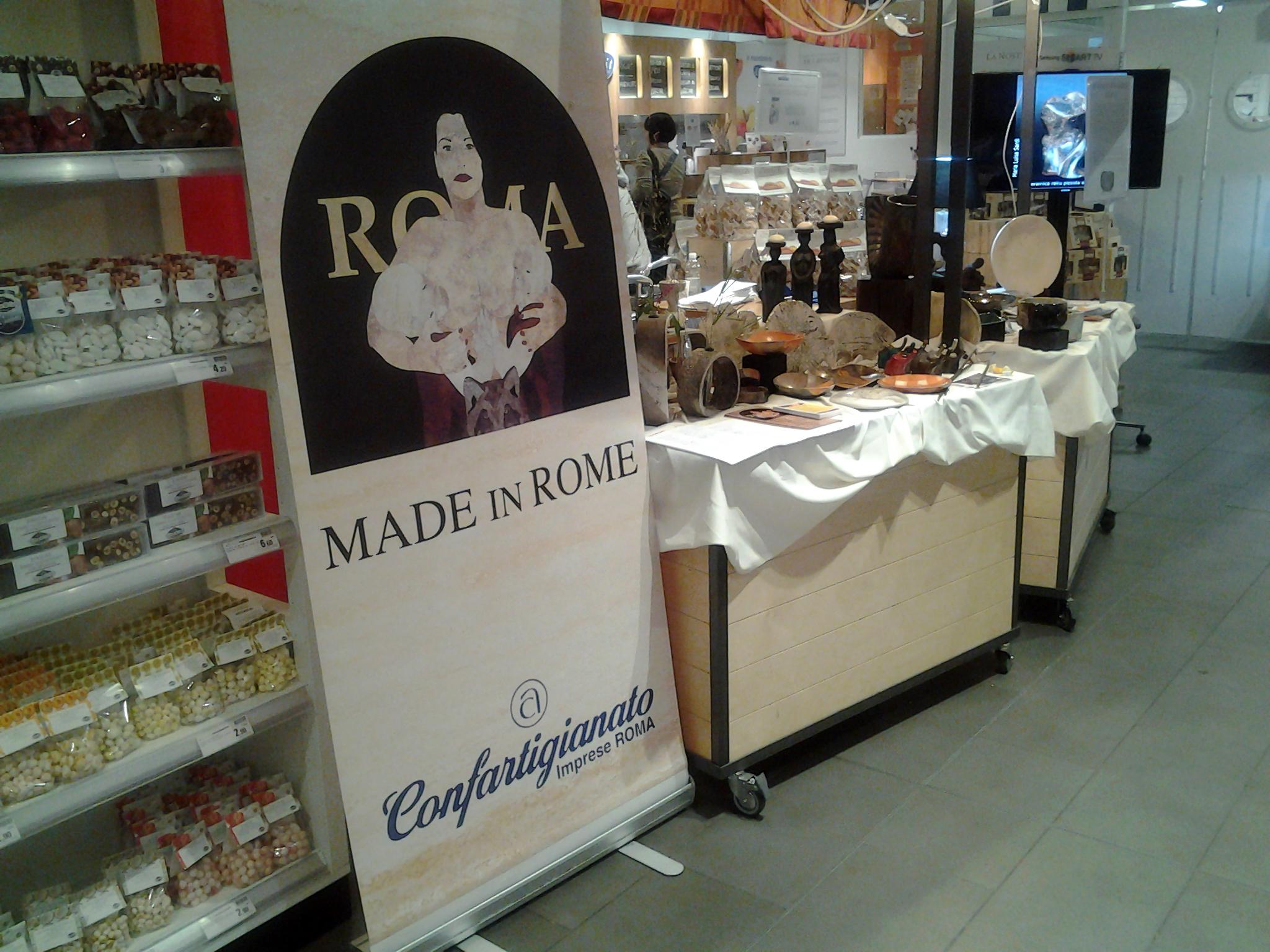 """Maria Luisa Sardi ad """"Eataly Roma"""""""