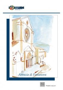 Progetto Mirabilia - Abbazia Fossanova