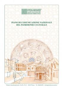 Progetto Mirabilia - Piano Comunicazione Nazionale Patrimonio Culturale